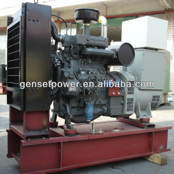 Xi An 25kva to 440kva Deutz Engine Generators