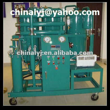 Vacuum Dehydration Transformer Oil Purifier/ oil filtration/ waste oil reprocess