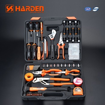 Latest Style High Quality Professional 62 PCS Repairing Home Tool Set
