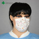 Medical disposable funny printed smile face mask for children