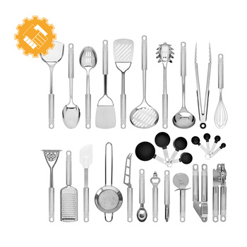 amazon popular names of kitchen cooking utensils 29 piece stainless rh alibaba com