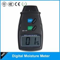 rapid testing digital moisture content meter