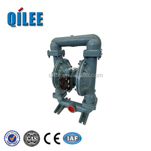 Automatic chemical pneumatic double diaphragm pump used for pharmaceutical industry