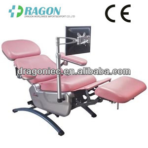 DW-BC006 Electric donate hospital phlebotomy chair for sale