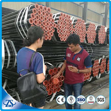 "nps 20"""" sch20 20# carbon steel seamless pipe for shipping"