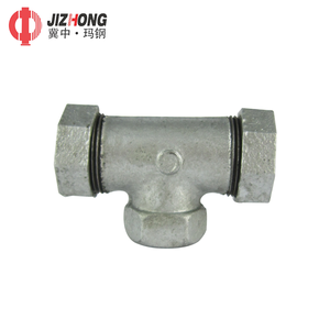 NPT Thread American Standard malleable Pipe Fitting For water connecter