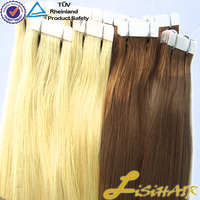 Top Quality Strong Glue Remy Double Sided Tape Synthetic Hair Extension