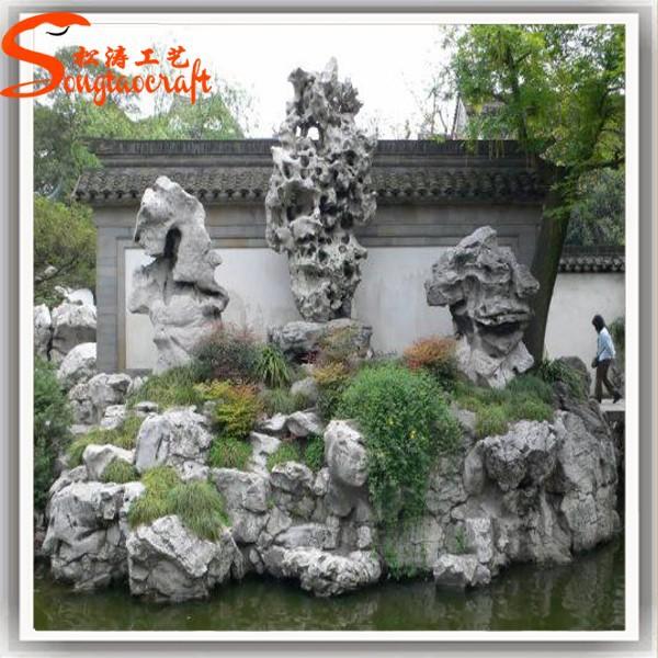 Jard n barato customed fuente cascada de piedra para la venta otros decoraciones de jard n y - Venta de piedras para jardin ...