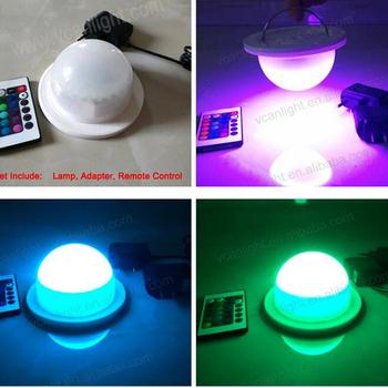 Outdoor Music Control Wireless Remote Strobe Light