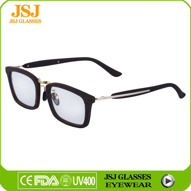 2017 new models wood optical frame,optical frames manufacturers in china