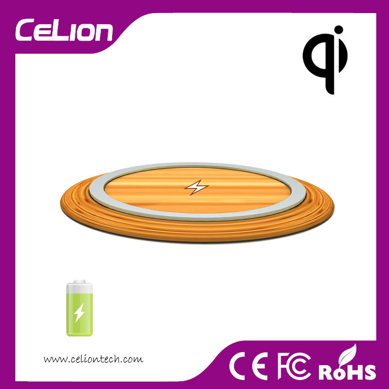 Wireless Qi Charger Furniture For Cafes Hotel Restaurents Wireless Charging Table Furniture