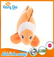 Promotional Gifts Mini Plush Stuffed Animal Clown Fish plush toy