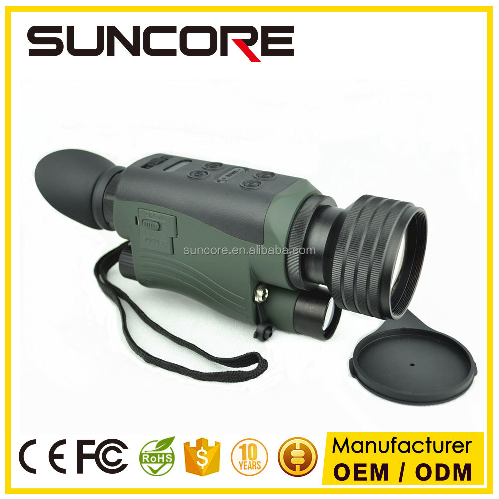 SUNCORE machine manufacturer Outdoor products IR Night vision scope Hunting Telescope Infrared hot sale night vision