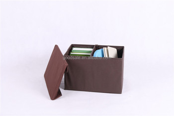 Stock Lots 200pcs 45x30x30cm Coated Non Woven Foldable Storage Box