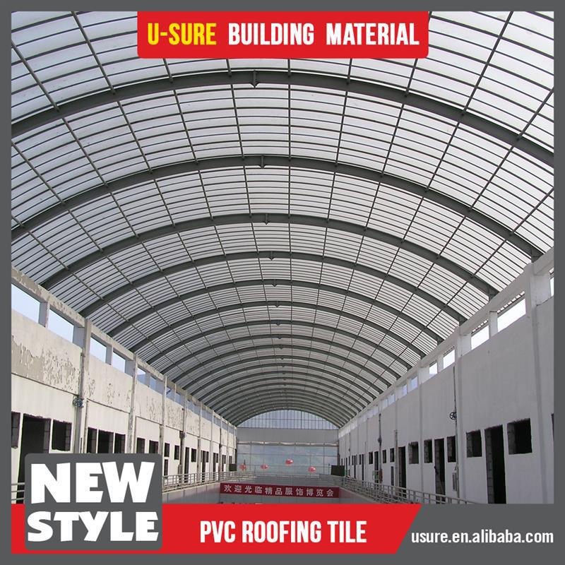 residential building FRP roof porch