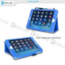 New arrival leather case, for ipad air case, case for ipad air 2