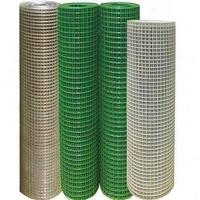 gauge 6x6 pvc coated galvanized welded wire mesh fence