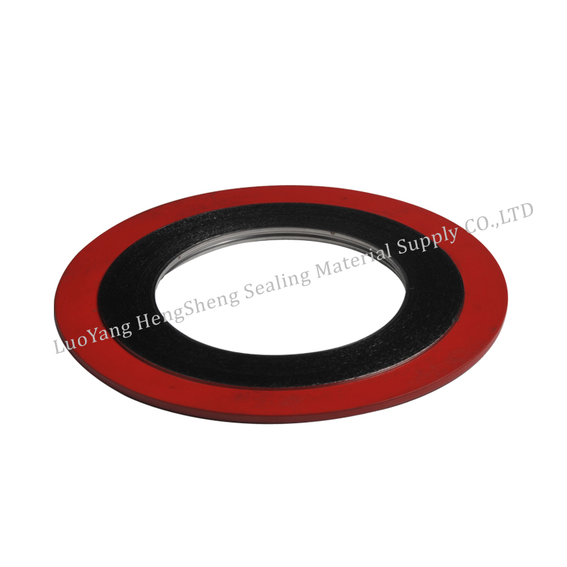 China Sealing Material / Spiral Wound Gaskets for Flange Pipe