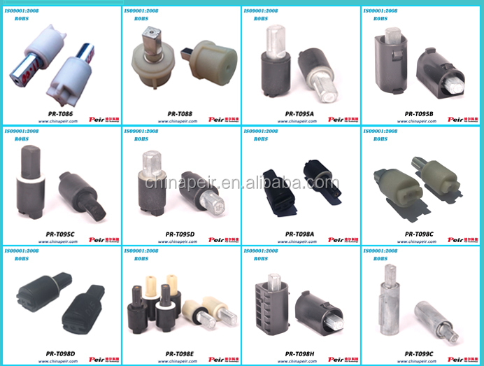 Free Samples Rotary Hydraulic Damper For Toilet Seat Cover