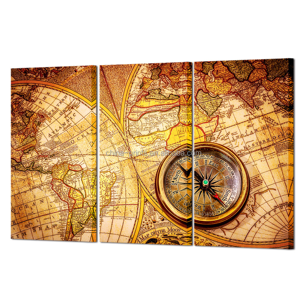 Vintage World Map, Vintage World Map Suppliers and Manufacturers at ...