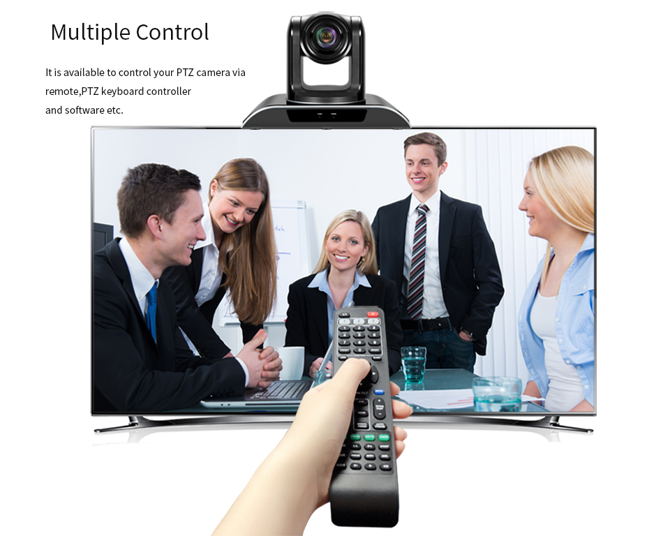 Factory 1080P ceiling / Wall mount video USB3.0 camera ptz 30x Optical Zoom for Remote conference System