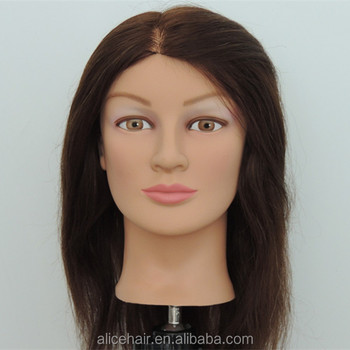 Factory S Heap Training Mannequin Heads Long Hair