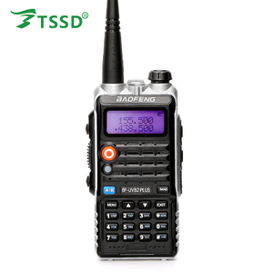 High Quality BAOFENG BF-UVB2plus Handy Amateur Radio FM Transmitter for Radio Station