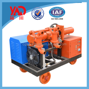 large flow waterproof Cement hydraulic grout pump for sale