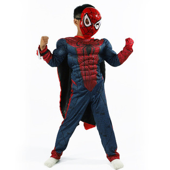Red Spiderman Costume Black Spiderman Halloween Costumes For Kids Superhero  Capes Anime Cosplay Carnival Costume Baby Gift   Buy Red Spiderman ...