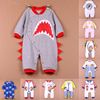 Onen Wholesale Newborn Baby Boys Girls Animal Bodysuit Outfit Costume Romper Cotton Clothes Onesie