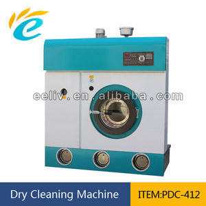 new type full closed dry cleaning machine parts