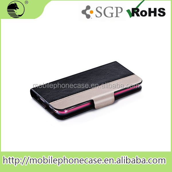 Colorful PU leather Ultra Thin Mobile Phone Case for iPod Touch 6