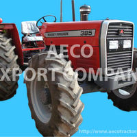 Mf-385 4wd Millat Massey Ferguson Tractors