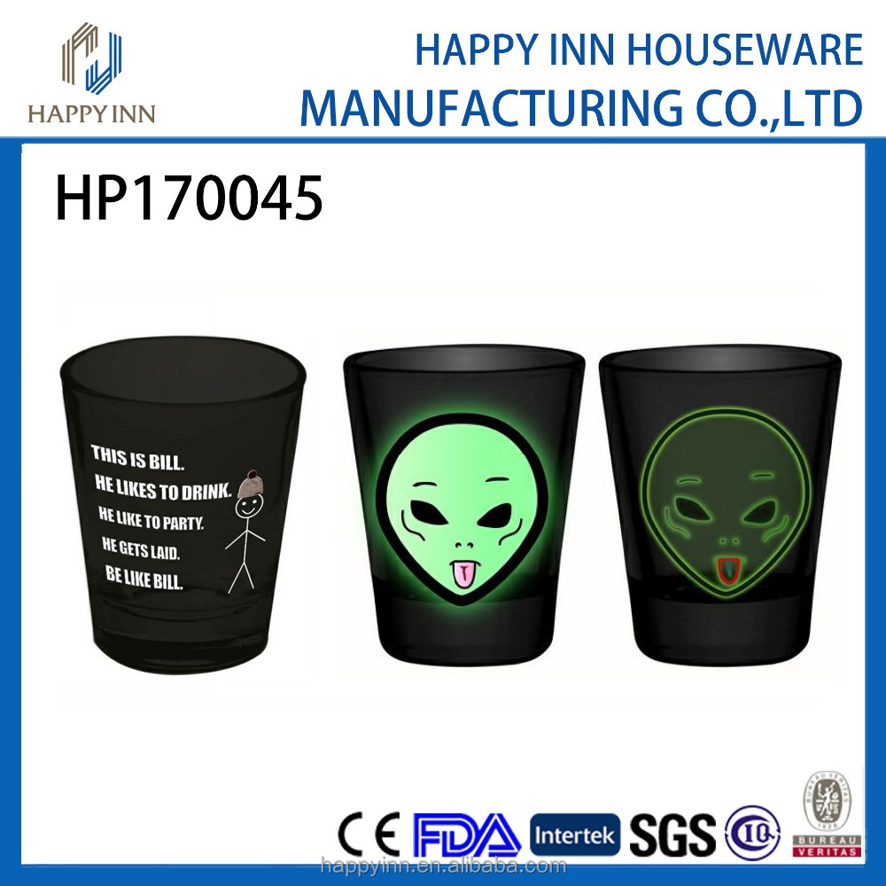 HP170045 hot sale magic color changing black coffee mug