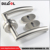 China door handle manufacturer stainless steel 201 or 304 double sided chrome front door handle europe