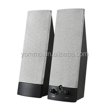 2017 Newest 2.0 Channel Stereo USB Powered Computer Speakers from speaker manufacturering companies