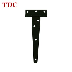 Heavy Duty small exterior door steel T Hinge