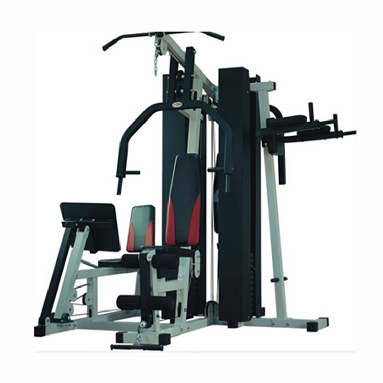 2018 China Fitnessgeräte Multi Home Gym 5 Station Fitnessgerät Heim Fitnessgeräte