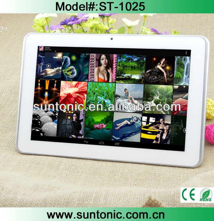 10 inch 3g tablet Qualcomm S4 dual core 1.2GHZ,IPS Screen