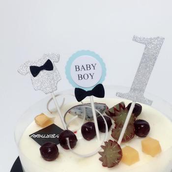 Strange Baby 1 Year Old Happy Birthday Celebration Cake Topper Set Of 3 Funny Birthday Cards Online Inifodamsfinfo