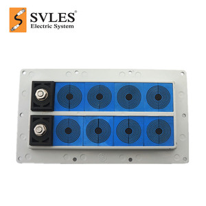 SVLES cable entry systems panel sealing cable entry plate