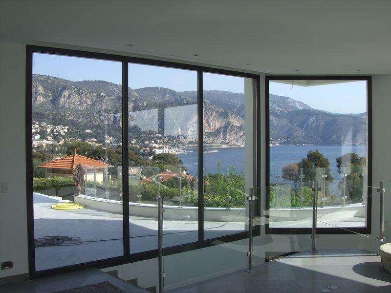 Home High Quality Aluminium Frame Fixed Glass Windows