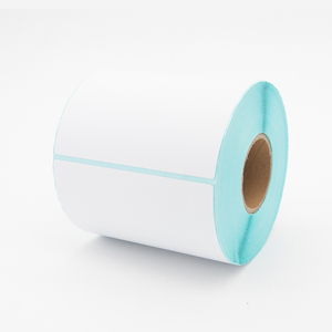 Adhesive Labels Directly Thermal Paper Label Sticker Rolls 60*40*800