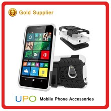 [UPO] Heavy Duty 3 in 1 Dual Layer PC + TPU Rugged Armor Mobile Phone Case For Microsoft Lumia 550