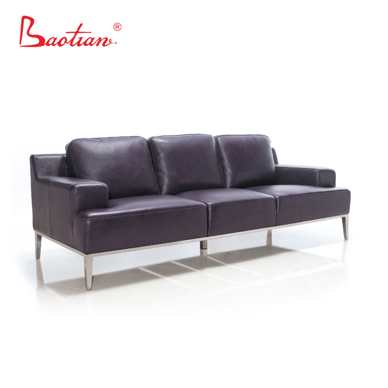 Tremendous Purple Sectional Modern Design Living Room Furniture Purple Leather Sofa Buy Pure Leather Sofa Leather Sofa Set Living Room Sofas Furniture Product Cjindustries Chair Design For Home Cjindustriesco