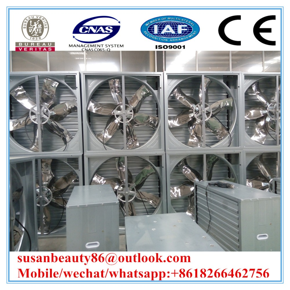 Centrifugal Type Big Air Volume Reversible Exhaust Fans