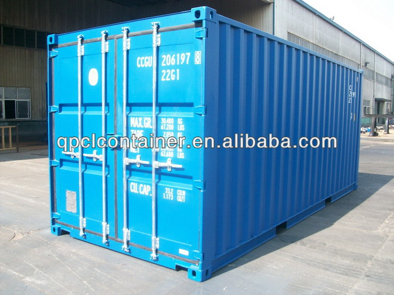 20' containers for shipping