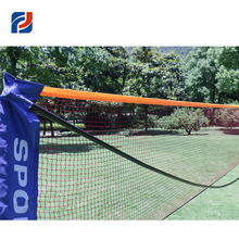 Badminton net stand tennis scherm netto badminton netto post