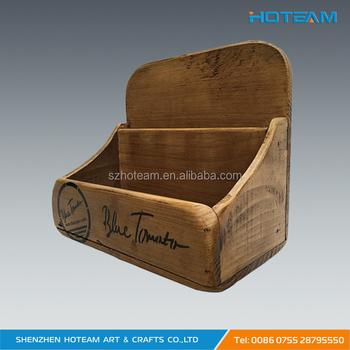 Vintage Style Wooden Menu Condiment Holder Buy Wooden Condiment - Condiment holder for table