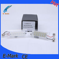 E53 E83/X5 X3 LED License Plate Lamp,LED rear light for bmw x3 2003-2010